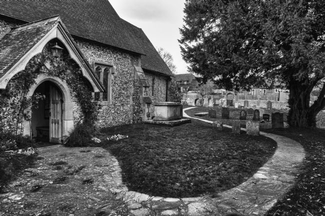 Simon Rigby | East Dean church
