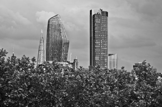 Simon Rigby | South Bank Skyline