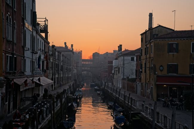 Simon Rigby | Venice Sunset