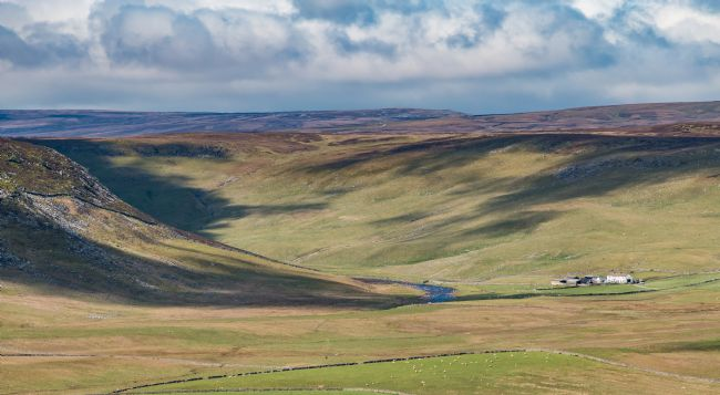 Richard Laidler | Over to Widdybank, Upper Teesdale