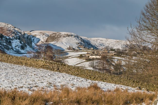 Richard Laidler | Winter at Holwick, Upper Teesdale