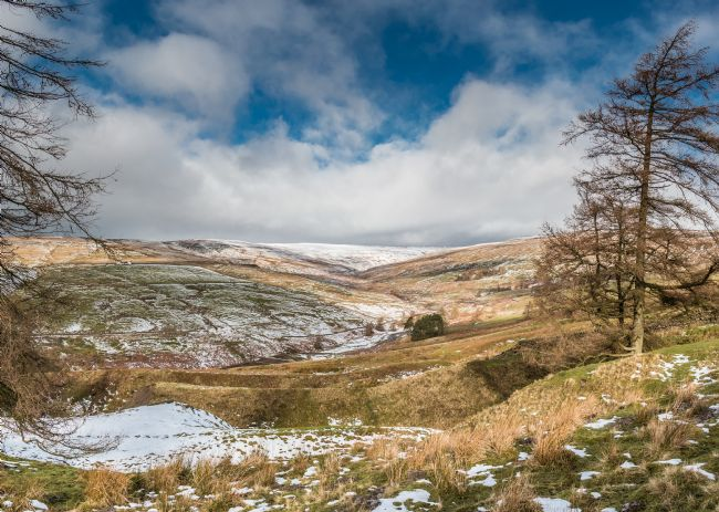 Richard Laidler | Winter in the Hudes Hope Valley, Teesdale