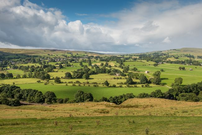 Richard Laidler | Teesdale and Lunedale from Whistle Crag in Summer