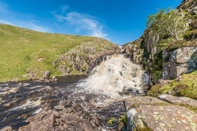Richard Laidler | Cauldron Snout Waterfall, Upper Teesdale