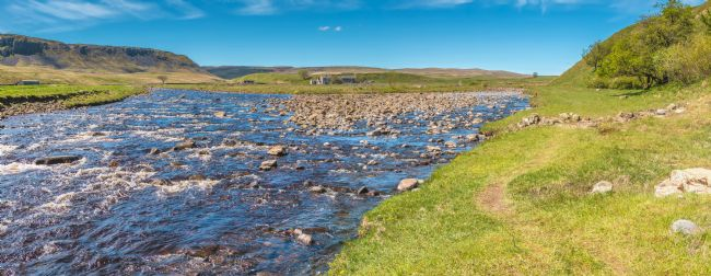 Richard Laidler | The Confluence of the River Tees and Harwood Beck