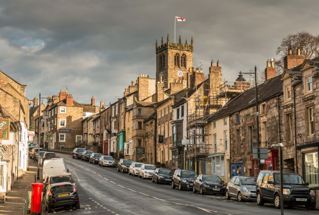 Richard Laidler | The Bank, Barnard Castle, Teesdale