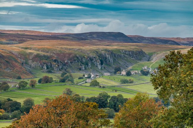 Richard Laidler | Over to Holwick, Upper Teesdale in Autumn