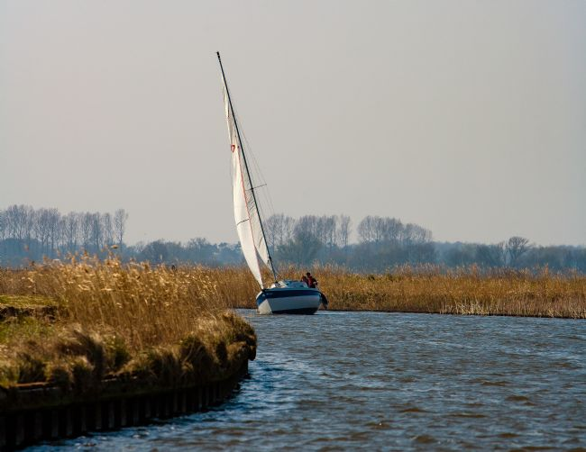 Tom Dolezal | Tacking through the Broads