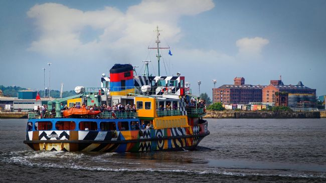 Rick Massey | Ferry cross the Mersey.