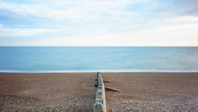 scott Mattock | Brighton Sea front