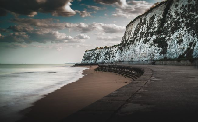 Sam Bradley | Dumpton Gap Beach