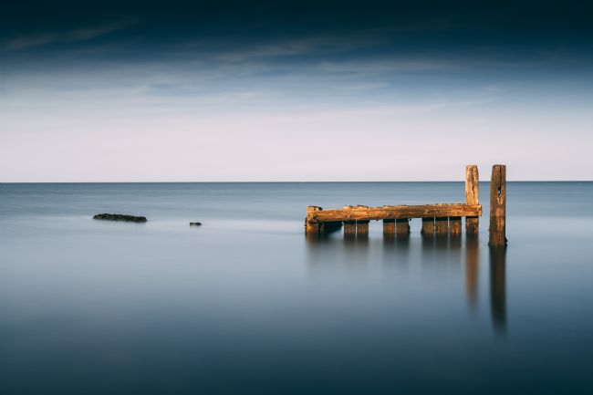 Sam Bradley | Old Wooden Breakwater