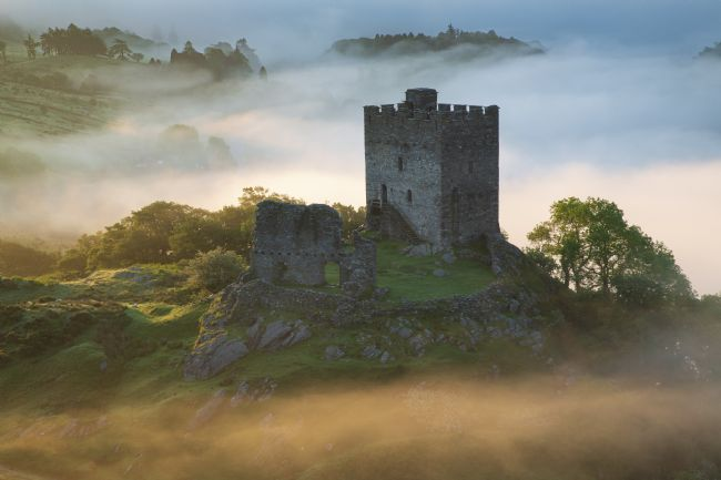 Rory Trappe | Dolwyddelan castle