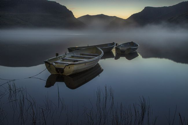 Rory Trappe | Llyn Nantlle