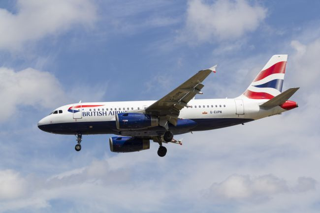 David Pyatt | British Airways Airbus A319