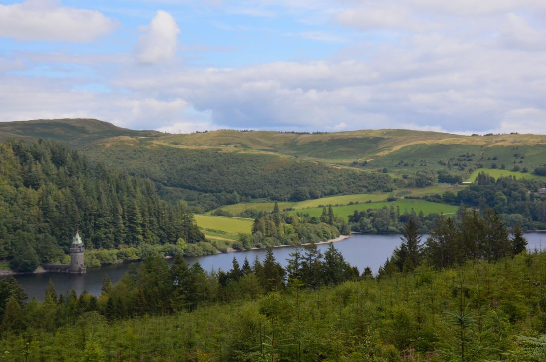 Andrew Heaps | Lake Vyrnwy in Powys Wales.