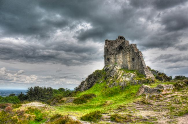 Andrew Heaps | A storm is brewing around Mow cop castle