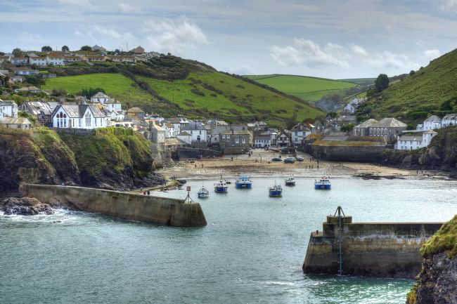David Wilkins | Port Isaac Harbour