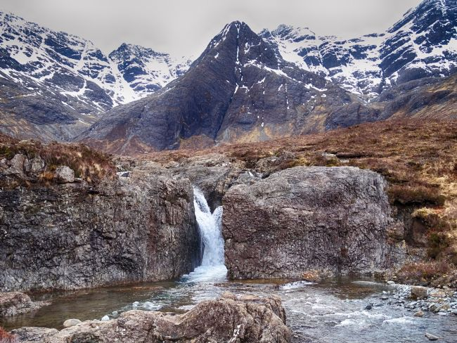 yvonne carroll | Fairy Pools, Isle of Skye