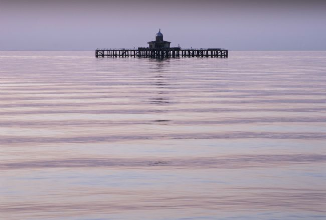 Adrian Campfield | Abandoned Pier at Herne Bay