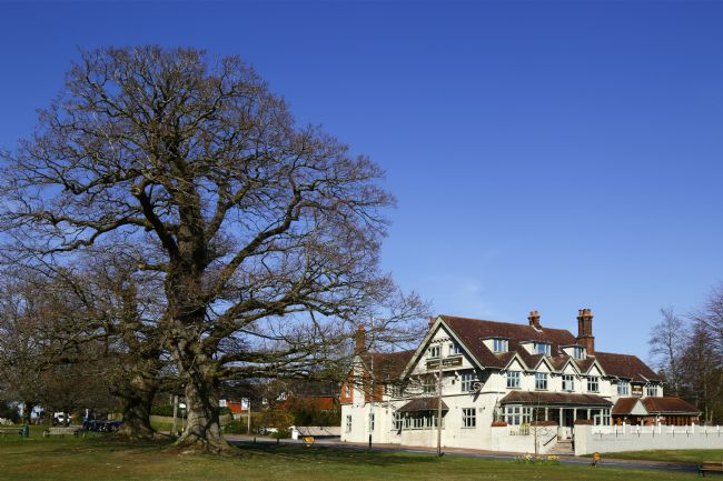 James Brunker | Hand and Sceptre Hotel Southborough Common Kent