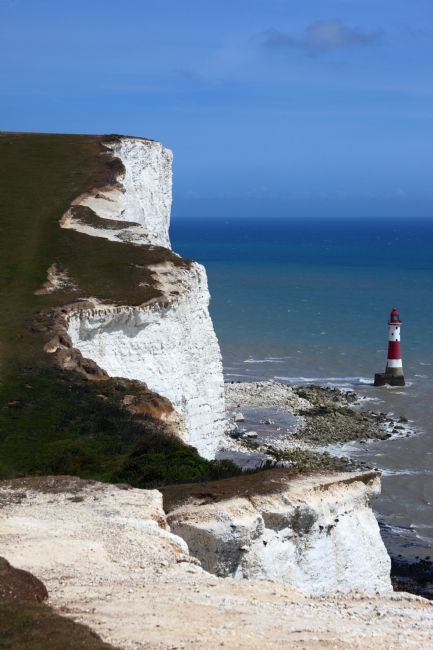 James Brunker | Beachy Head Lighthouse and Chalk Headlands East Sussex