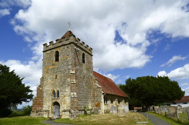 James Brunker | St Thomas a Becket Parish Church Capel Kent