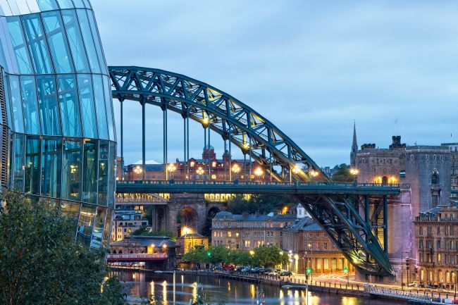 Rob Cole | Tyne Bridge, Newcastle