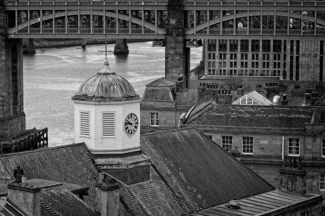 Rob Cole | Guildhall Clock Tower, Newcastle