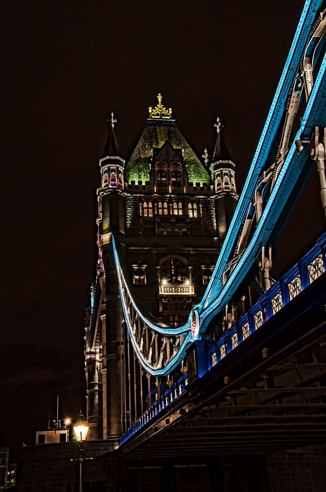 Steve Stamford | Under Tower Bridge