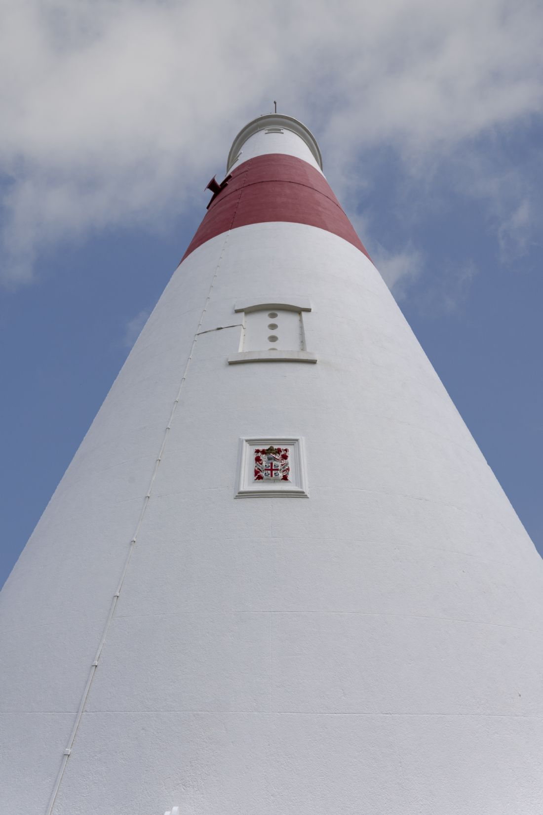 Steve Stamford | Looking up at Portland Bill