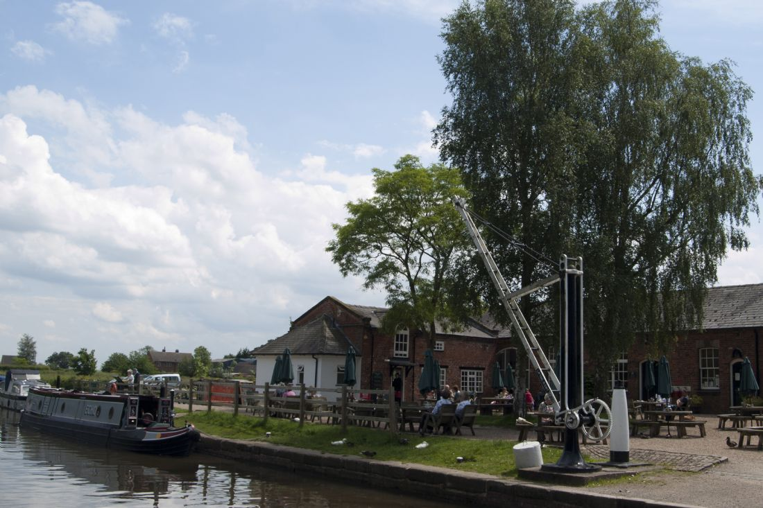 Steve Stamford | Fradley Junction