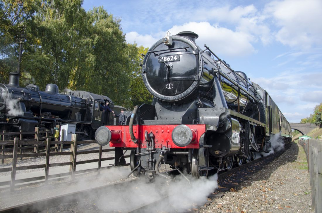 Steve Stamford | Steam locos at Rothley