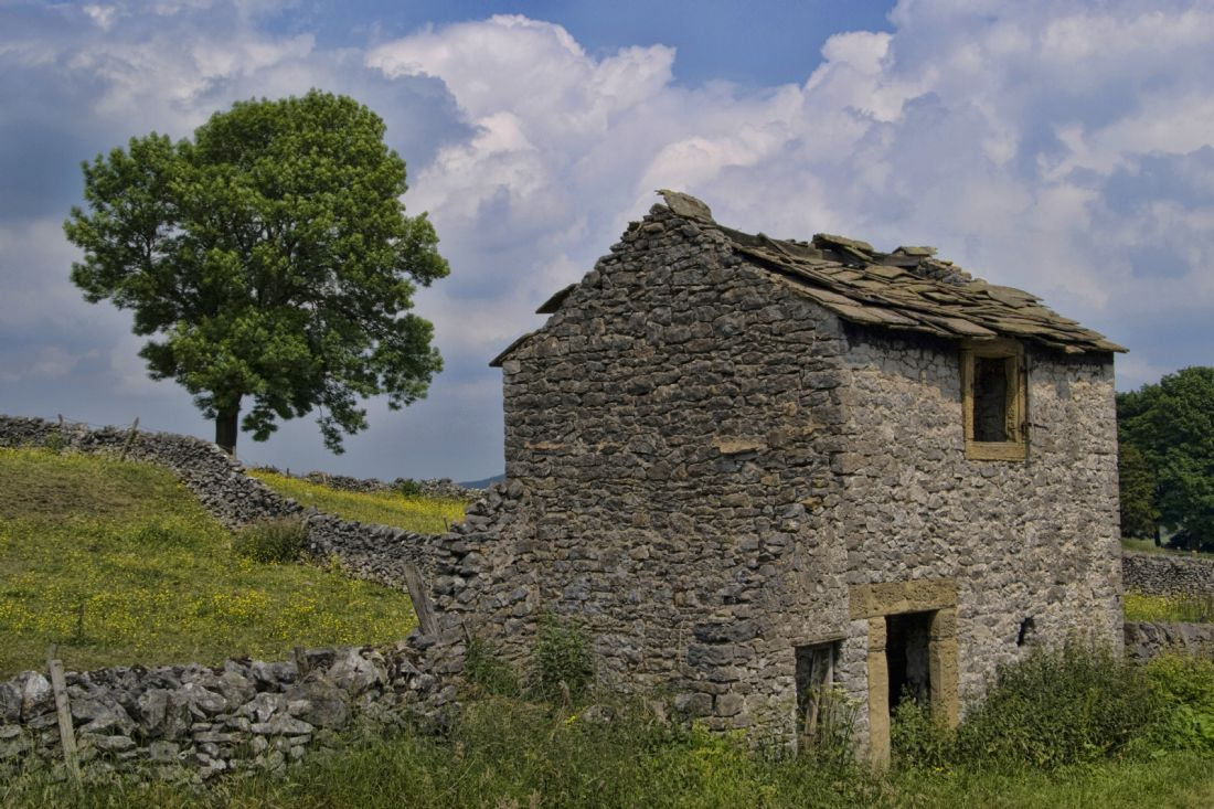 Steve Stamford | Peak District Barn