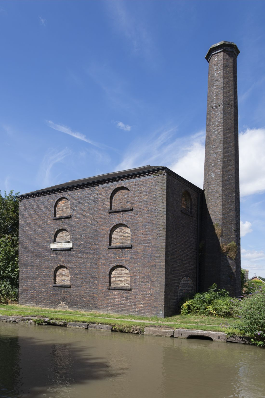 Steve Stamford | Hawkesbury junction engine house