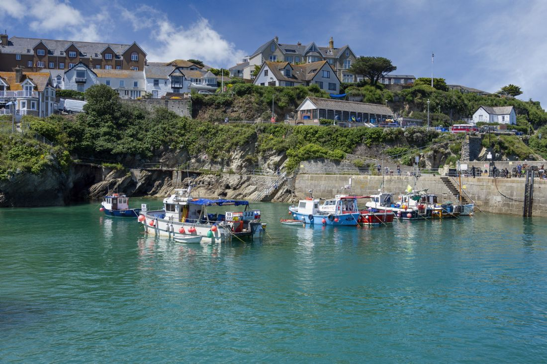 Steve Stamford | Newquay harbour 2