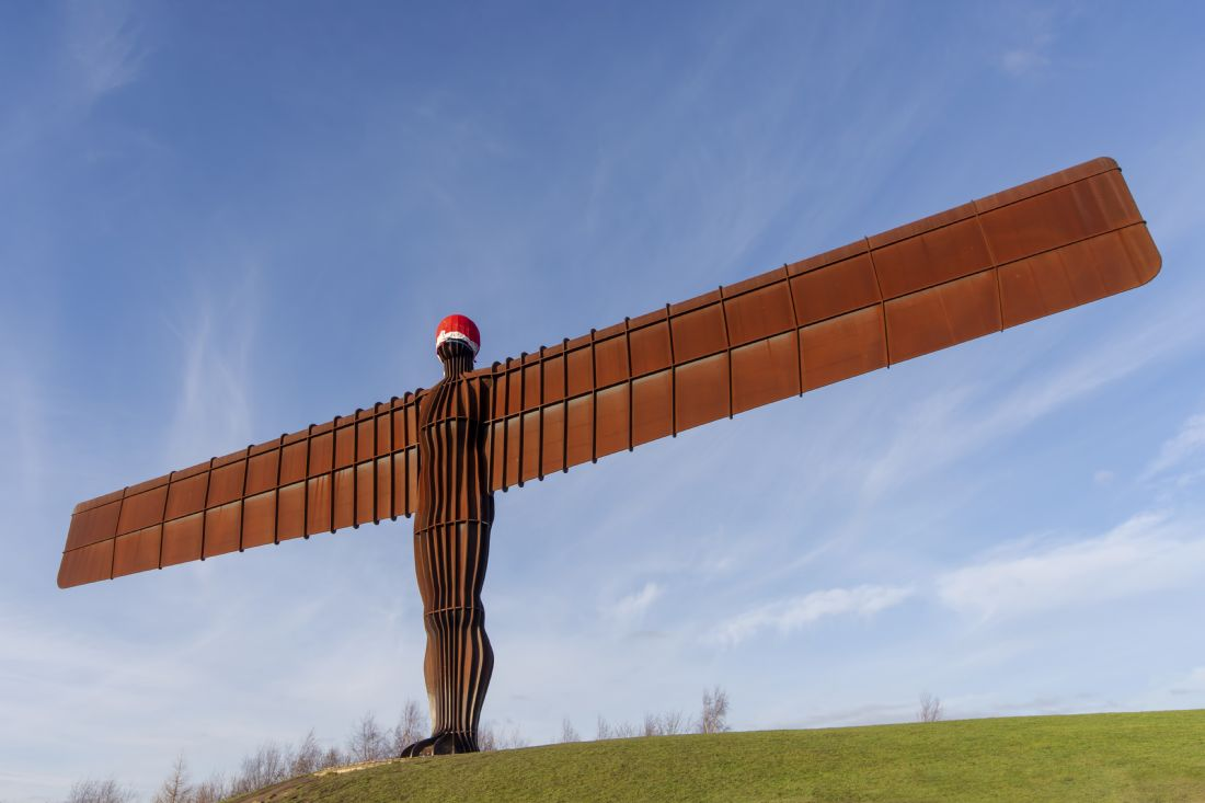 Steve Stamford | Angel of the North 3