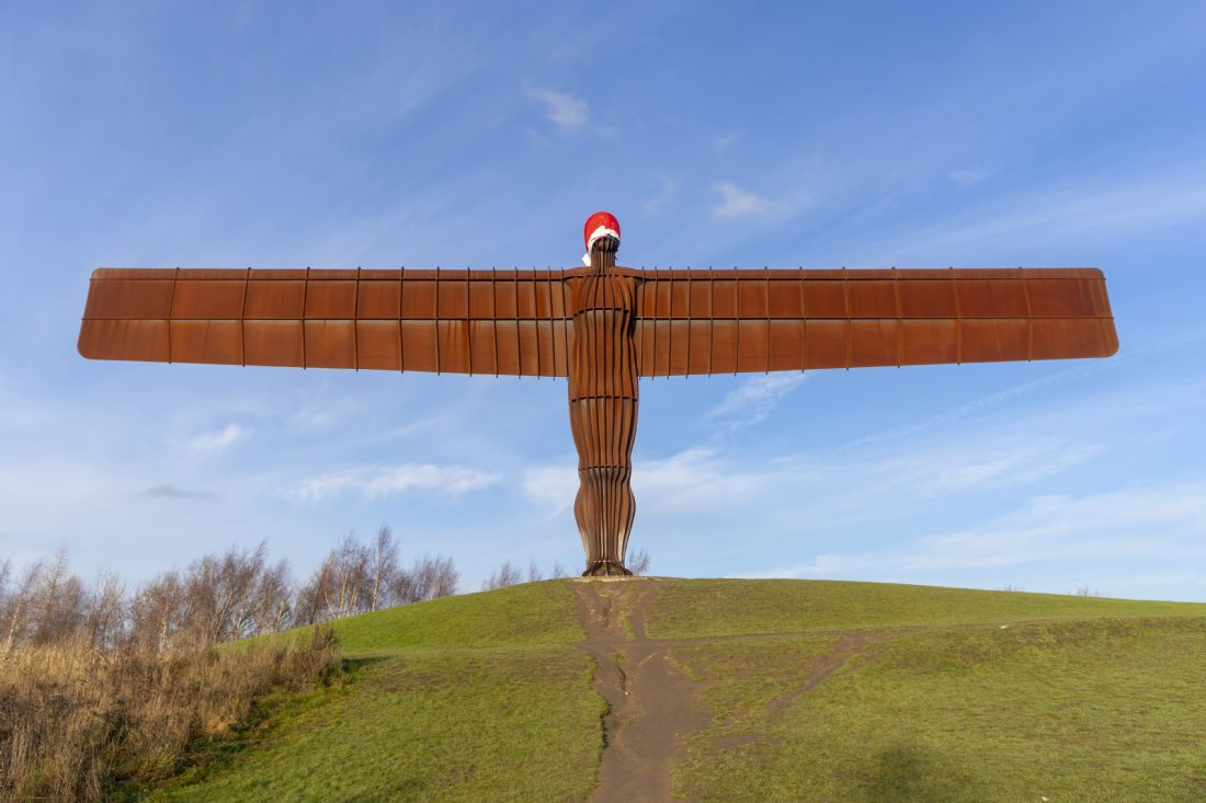 Steve Stamford | Angel of the North 2