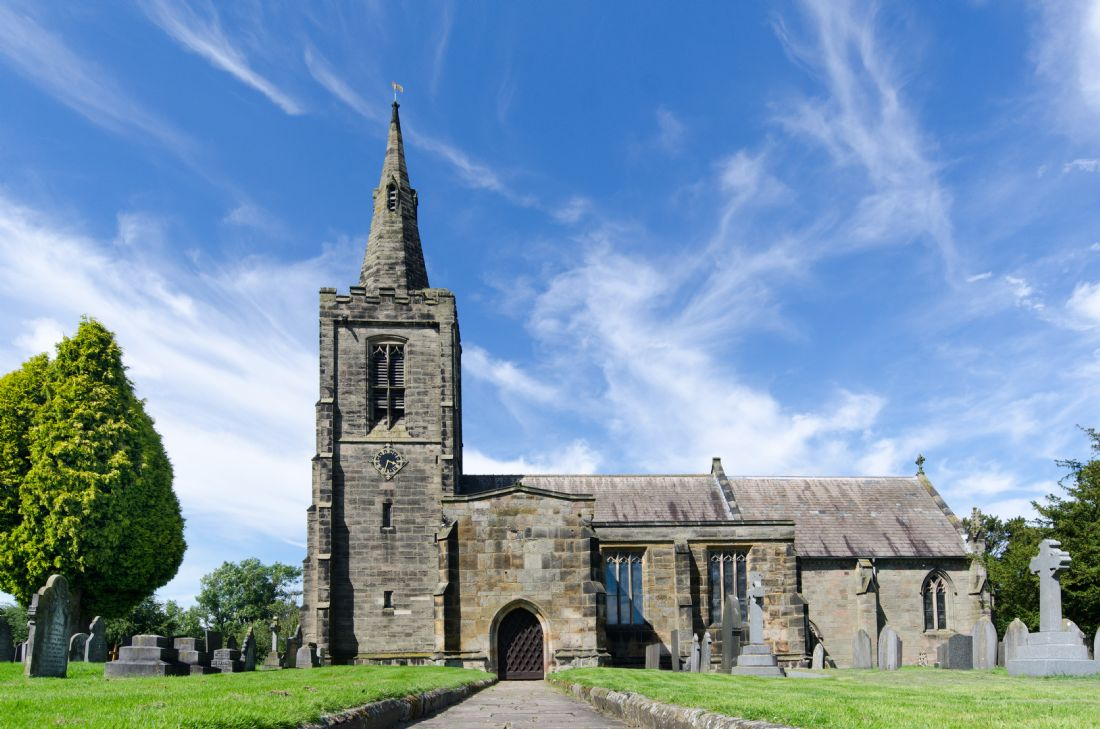 Steve Stamford | Mackworth church