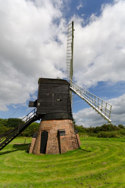 Steve Stamford | Post mill windmill