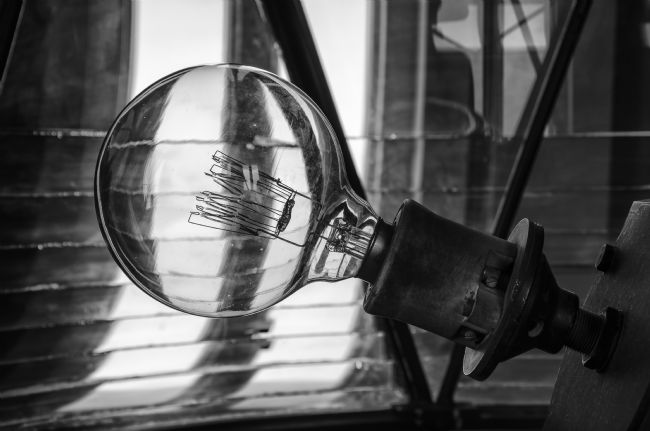 Steve Stamford | Lighthouse light bulb