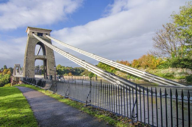 Steve Stamford | Clifton suspension bridge