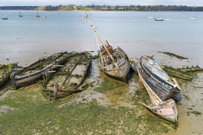 Steve Stamford | Pin mill wrecks 2