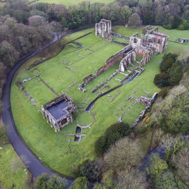 Steve Stamford | Furness Abbey 2