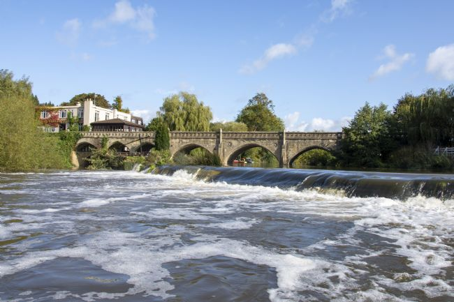 Steve Stamford | Bathampton bridge 2