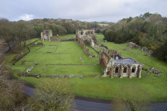 Steve Stamford | Furness Abbey 5
