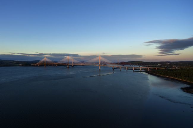 Steve Stamford | New Forth road bridge