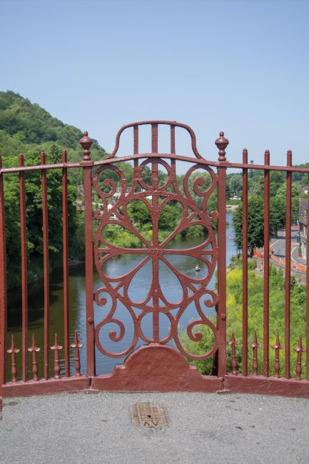 Steve Stamford | Ironbridge ironwork