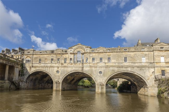 Steve Stamford | Pulteney Bridge