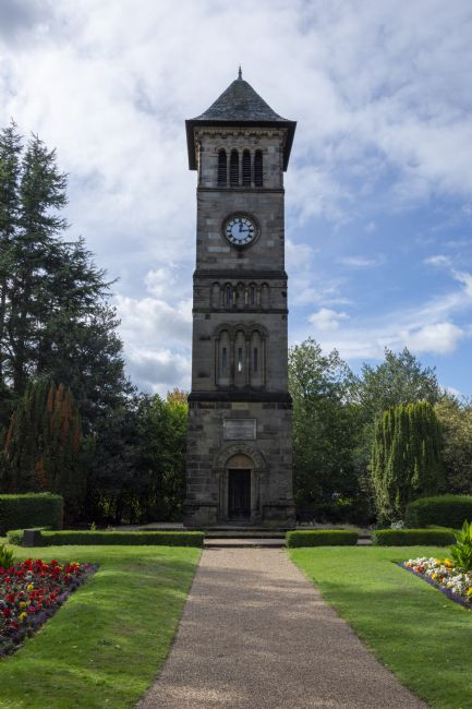 Steve Stamford | The Clock Tower,  Lichfield